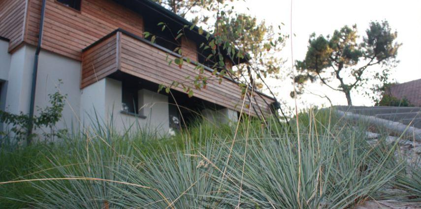 Architecte paysagiste le touquet jardin du bord de mer naturel - Jardin de bord de mer ...